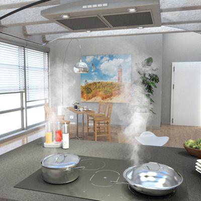 Das arbeiten in der küche bedeutet auch umgang mit hohen temperaturen wasserdampf und feuchtigkeit